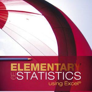 Elementary Statistics Using Excel (6th Edition) – eBook