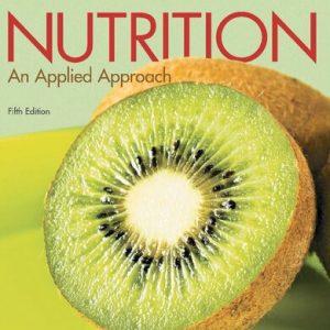 Nutrition: An Applied Approach (5th Edition) – eBook